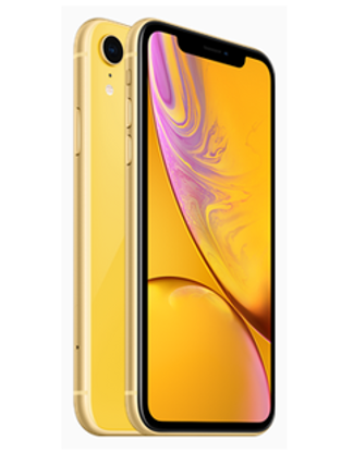 Picture of Apple iPhone XR 128GB Yellow (MRYF2B)
