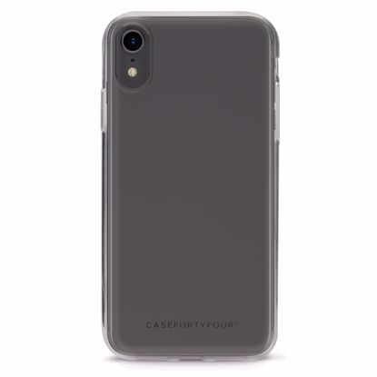 Picture of Case FortyFour Case FortyFour No.1 Case for Apple iPhone XR in Clear