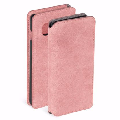 Picture of Krusell Krusell Broby 4 Card Slim Wallet Case for Samsung Galaxy S10 E in Pink