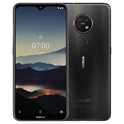Picture of Nokia 7.2 Black