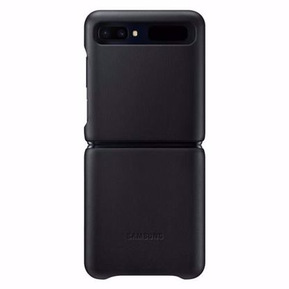 Picture of Samsung Samsung Leather Cover for Samsung Galaxy Fold 2 5G in Black