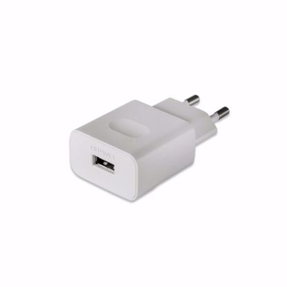Picture of Huawei Huawei AP32 EU 2 Pin 2A Mains Charger with USB Type-C Cable in White